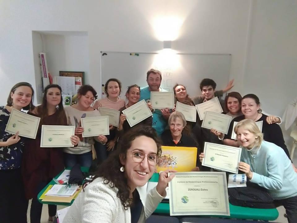 Certification EFKP 2019