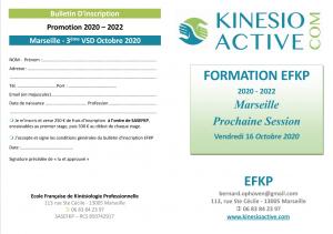 bULLETIN EFKP MARSEILLE OCTOBRE 2020